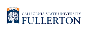 csuf website logo